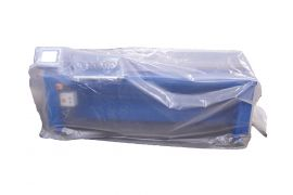 centrefold polythene sheeting