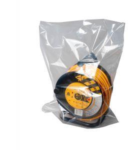 Clear Polythene Bags - Medium Duty