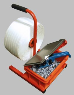 TuffStrap™ CD Corded Polyester Strapping Kit - Static