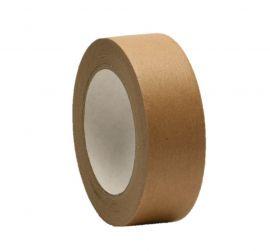Self Adhesive Brown Paper Tape - 50mm X 50m
