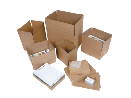 printers single wall cardboard boxes