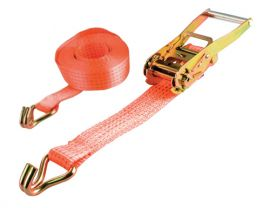 Ratchet Straps with Claw Hooks - 5 Tonne