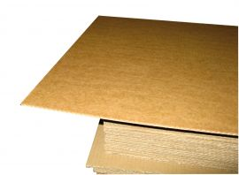 Single Wall Corrugated Cardboard Sheets