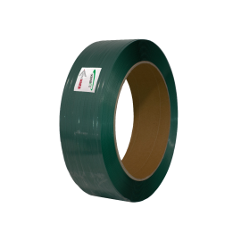Tornado PET green strapping
