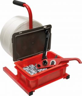 Tuffstrap™ Dispenser – Static + Tool Box