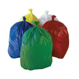 Pro-sac™ Coloured & Clear Refuse Sacks