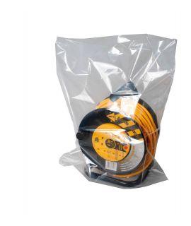 """Clear Polythene Bags - Medium Duty - 20 x 36"""""""