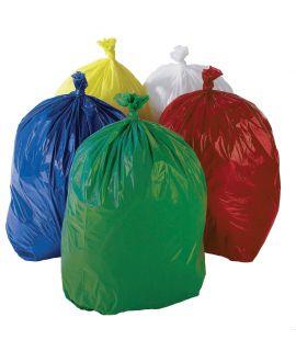 Pro-sac™ Coloured & Clear Refuse Sacks