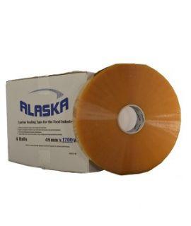 Alaska™ Freezer-grade Clear Machine Tape