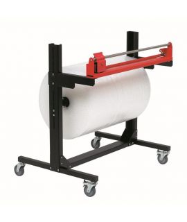 Roll Dispenser with Cutter