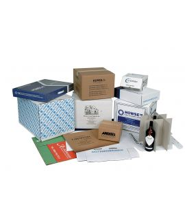 Bespoke & Custom Printed Cardboard Boxes