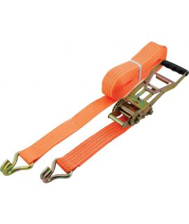 Ergo Ratchet Straps with Claw Hooks - 4 Tonne