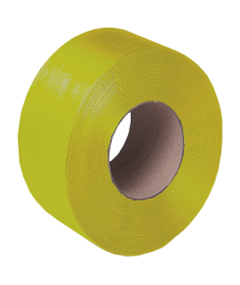 Tenso™ Yellow Polypropylene Strapping - 6mm