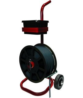 Mobile Dispenser for Polypropylene Strapping Plastic Reel