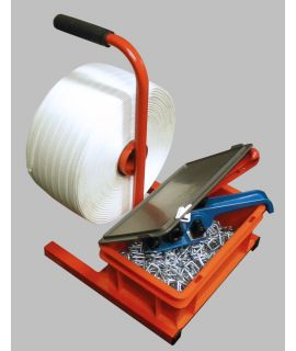 TuffStrap™ CW Crosswoven Polyester Strapping Kit - Static