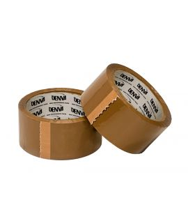 Denva™ Brown (Buff) Packaging Tape