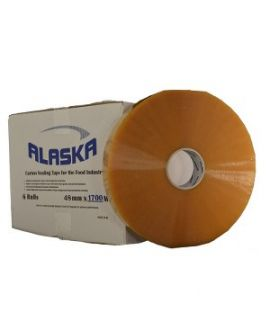 Alaska™ Freezer-grade Clear Machine Tape