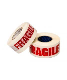 e-tape™ 'Fragile' & 'Caution' Printed Tape