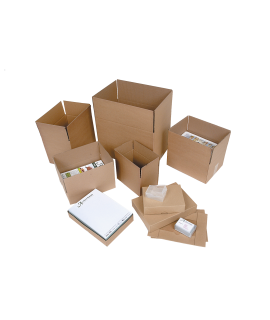 printers single wall cardboard boxes