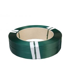 Tornado extruded PET strapping