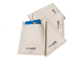 Envosafe™ Secure Bubble Lined Postal Bags