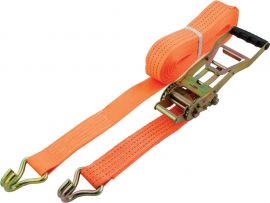 Ergo Ratchet Straps with Claw Hooks - 4 Tonne