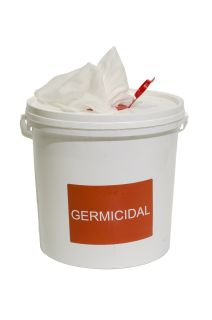Antibacterial Wipes for Hands & Surfaces