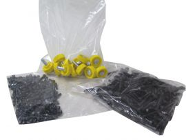 Clear Polythene Bags - Light Duty