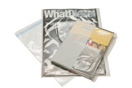 Clear Polythene Mailing Bags