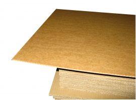 Single Wall Corrugated Cardboard Sheets