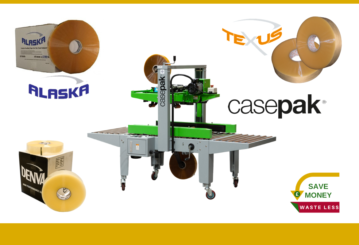Save Time And Money By Automating Your Carton Taping Process
