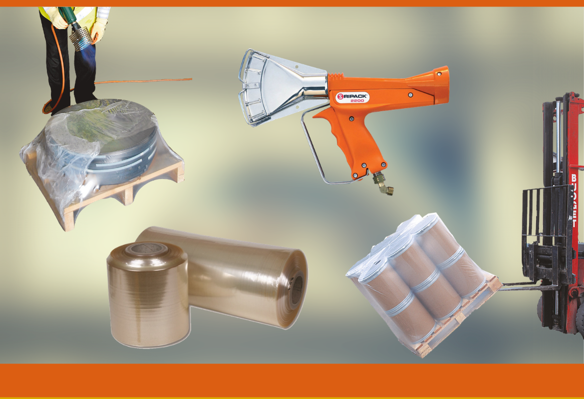 All The Tools You Need To Master The Art of Shrink Wrapping