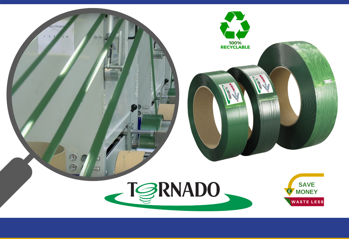 Eco-friendly Green Polyester Strapping for the Environmentally Conscious