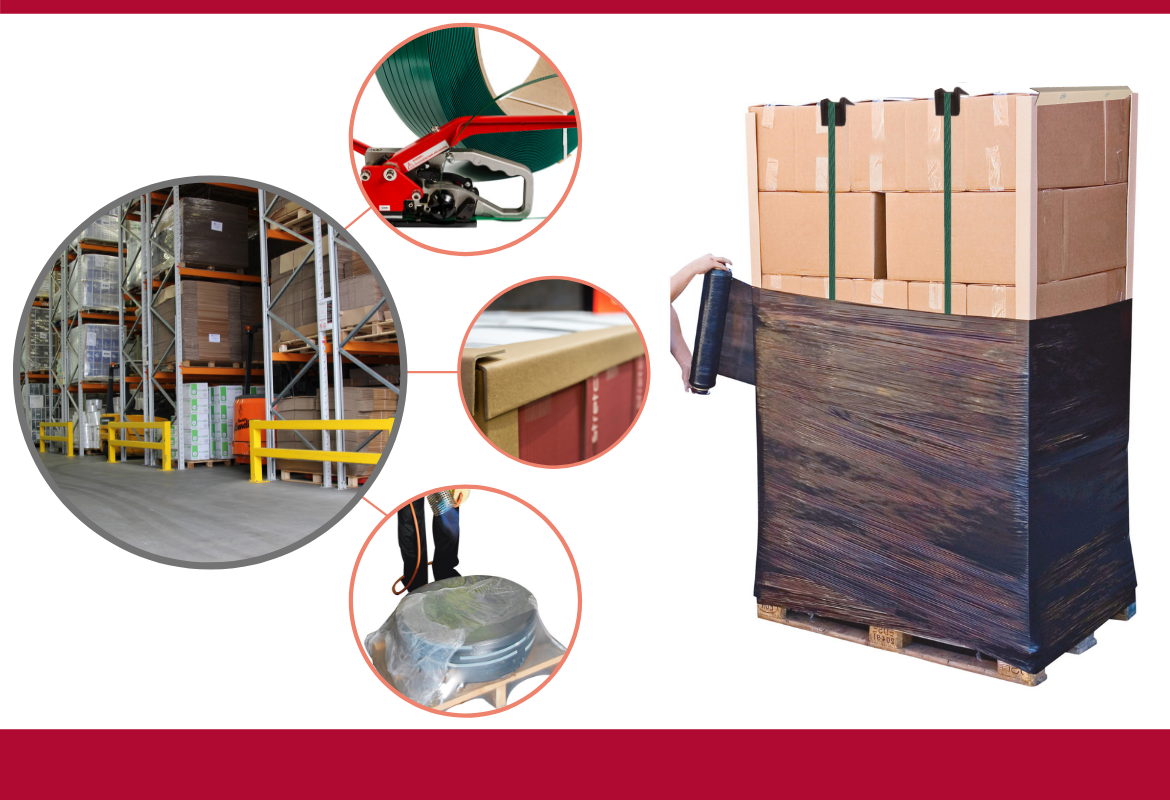 Packaging Products & Equipment to Ensure Warehouse Safety