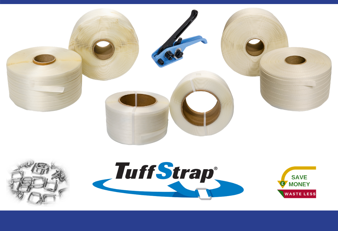 Looking for Strong, Lightweight Strapping for a Variety of Applications?