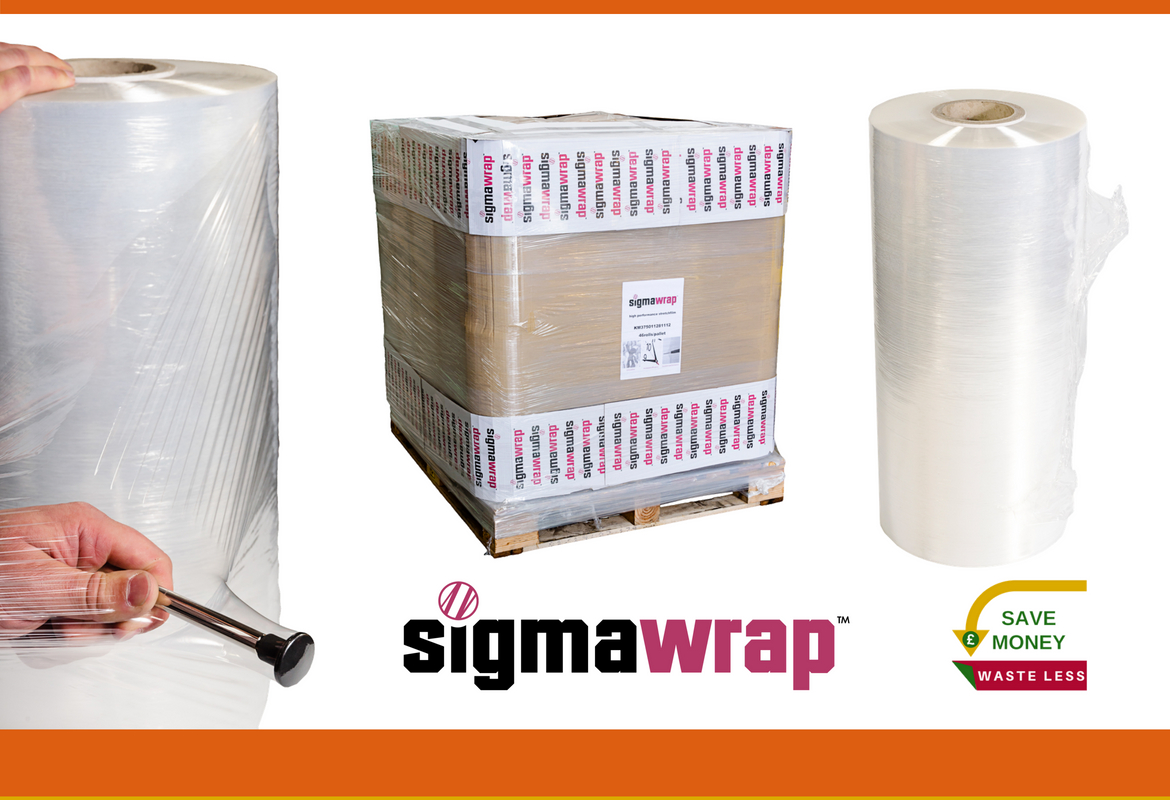 How can Sigmawrap™ high-performance machine film help you save money & waste less?