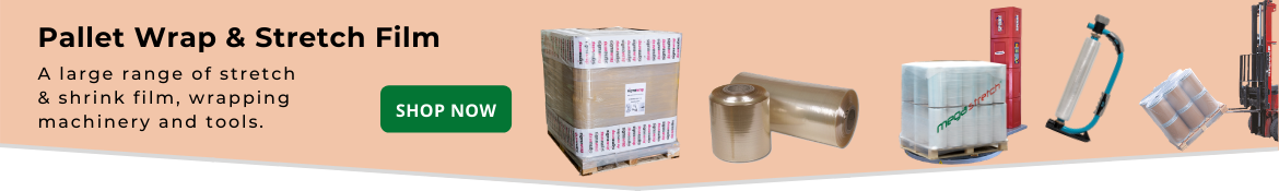 Pallet wrap and stretch film