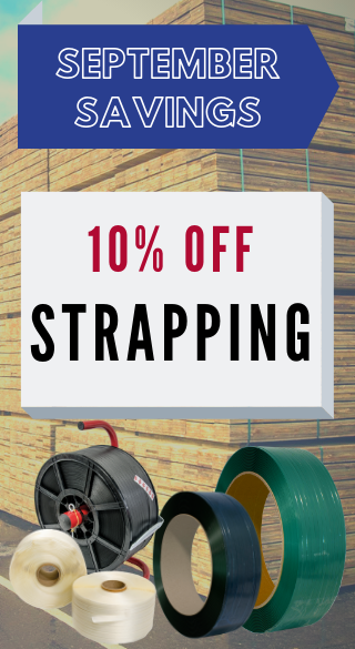 Kwikpac strapping offer