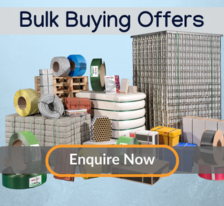 Buy packaging in bulk UK