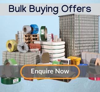 Buy packaging in bulk UK