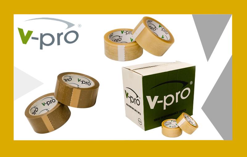 v-pro PVC packing tape
