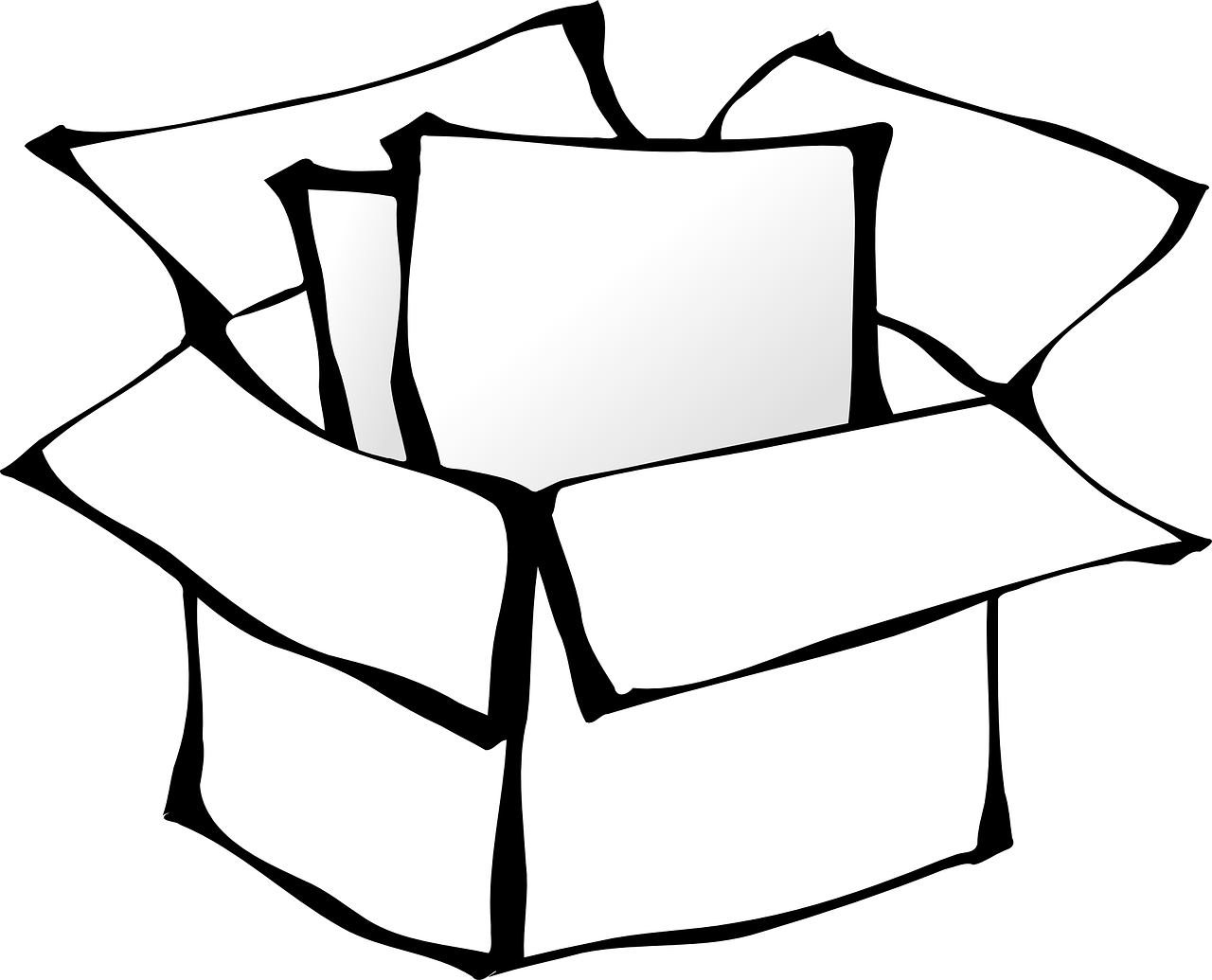 Packaging for post