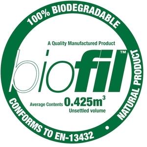 Biofil voidfill pellets