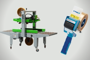 Machine and hand adhesive tape