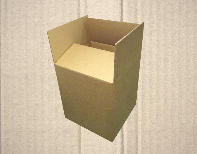 double-wall cardboard carton | Kwikpac