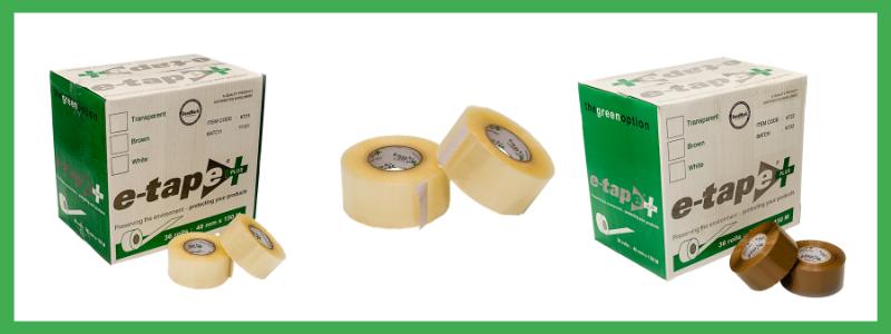 e-tape adhesive tape