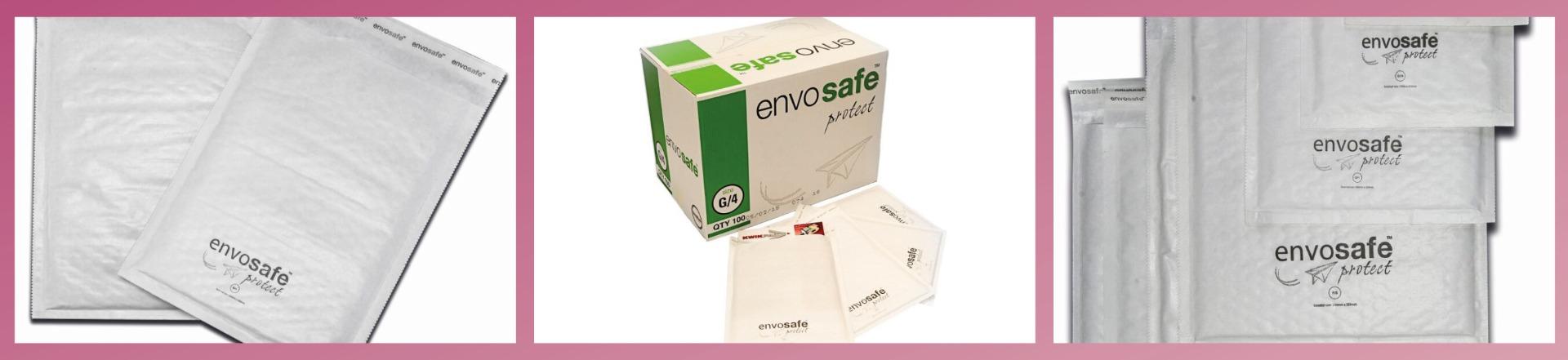 Envosafe protect bubble envelopes UK