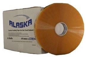 Alaska freezer-grade adhesive tape