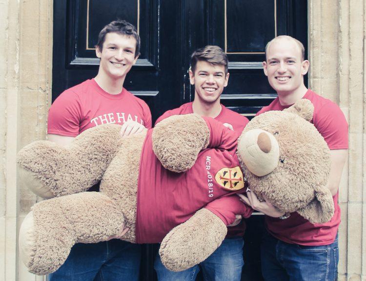 Team Bear Bones and Mongol Rally
