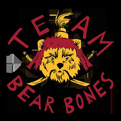 Team Bear Bones logo